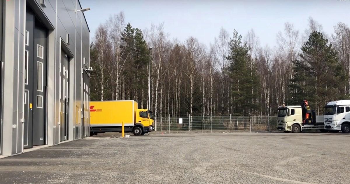 Lastbilstvätt Stockholm
